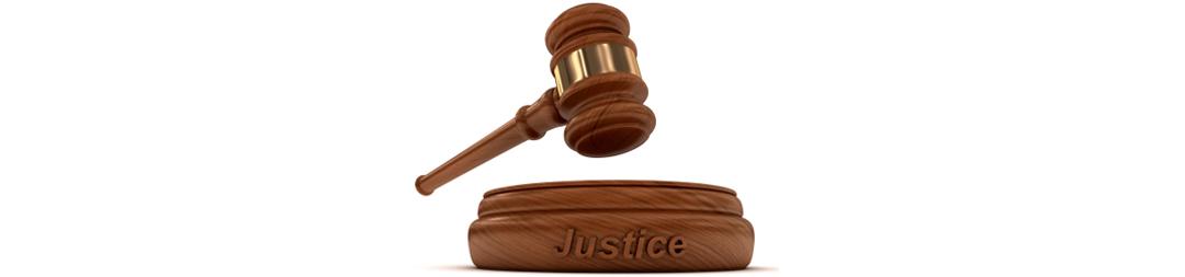 Tribunaux et Cour de justice
